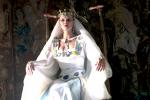 ŠAŠEK A KRÁLOVNA. Chantal Poullain ve filmu Věry Chytilové.