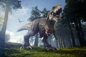 Nově objevený druh dinosaura žil podle vědců v době před osmdesáti miliony let. Byl to děsivější predátor než tyranosaurus.