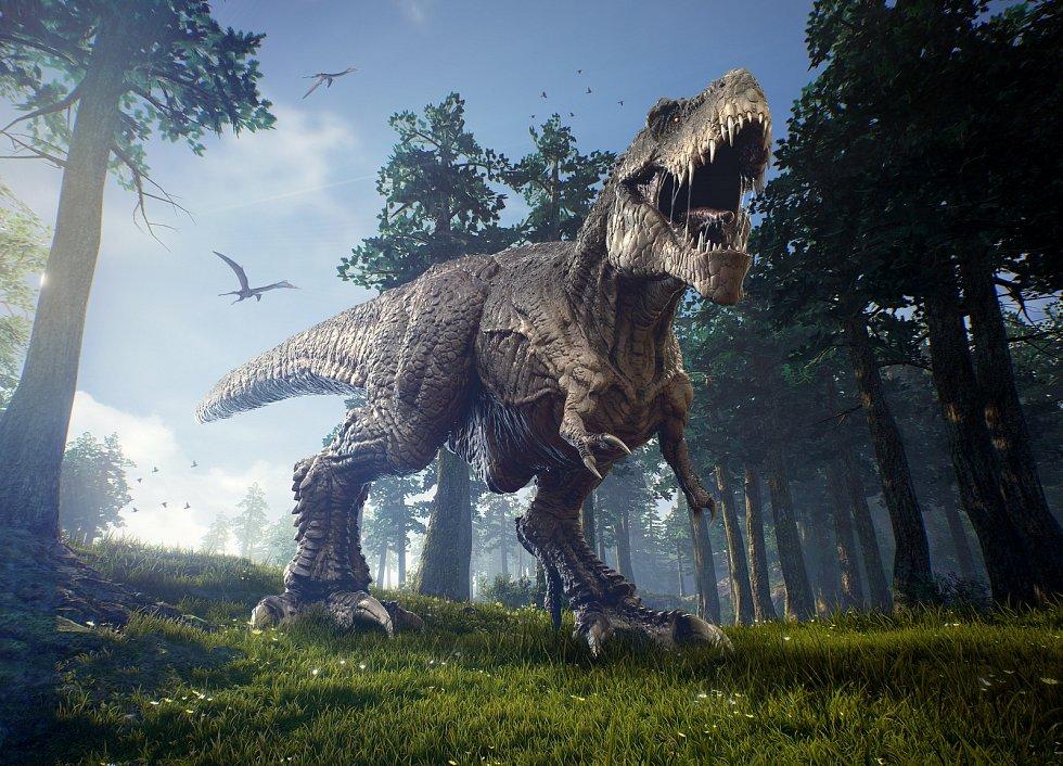 Nově objevený druh dinosaura žil podle vědců v době před osmdesáti miliony let.