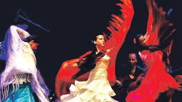 TANČIT TĚLEM I DUŠÍ. Nová choreografie, s níž se León a jeho skupina představí, se jmenuje El Poder del Flamenco Pasion.
