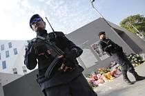 Thajská policie. Ilustrační foto.