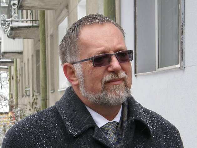 Jaroslav Bašta, který se stal českým velvyslancem na Ukrajině.