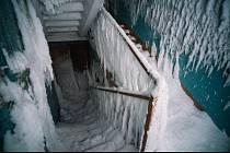 Takto to vypadá v ledovém městě duchů Vorkuta.