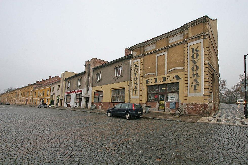 Město Josefov v Královéhradeckém kraji