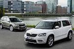 První SUV české automobilky prodělalo facelift v roce 2013. Změnilo se hodně, nejviditelnější jsou nové světlomety. Zatímco před omlazením měl Yeti čtveřici světel, facelift přinesl tradičnější pojetí přídě. Dorazila také nová maska chladiče a nárazník.