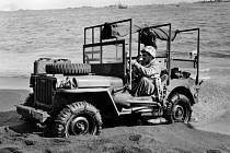Jeep Willys MB.