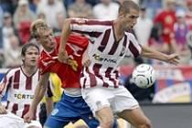 Michal Bílek po zápase s Plzní nebyl spokojený.