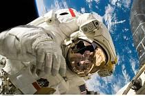 Astronaut - Ilustrační foto