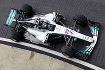 Nová zbraň stáje F1 Mercedes.