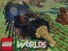 Počítačová hra Lego: Worlds.