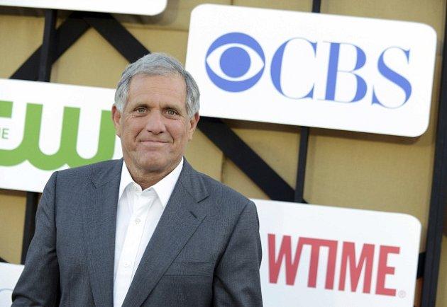 Leslie Moonves, ředitel CBS