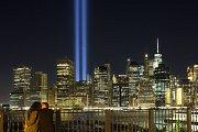 Na místě obou budov se pravidelně každý rok rozsvítí světla