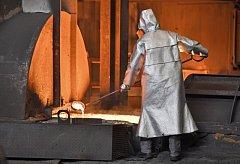Ocel a hliník, ilustrační foto.