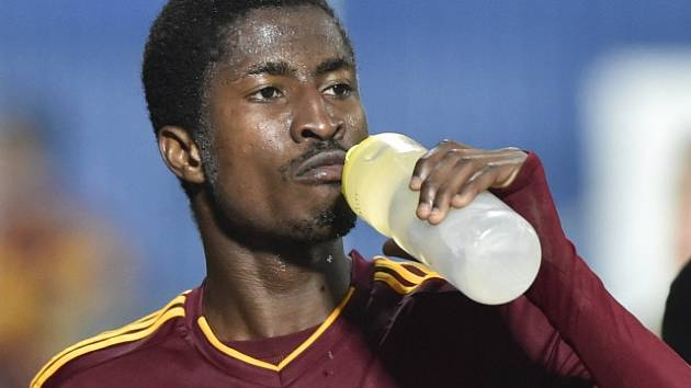 Peter Olayinka.