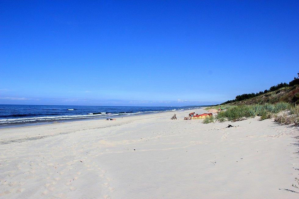 Pláž Viselská kosa