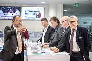 Předvolební Deníku probíhala 19. října v Aviatice.