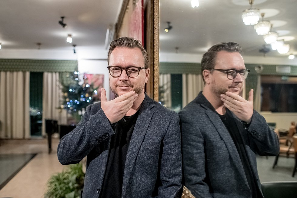 Režisér Espen Sandberg