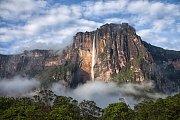 Venezuelský vodopád Salto Ángel