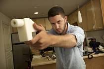 Cody Wilson se svou první zbraní vyrobenou na 3D tiskárně