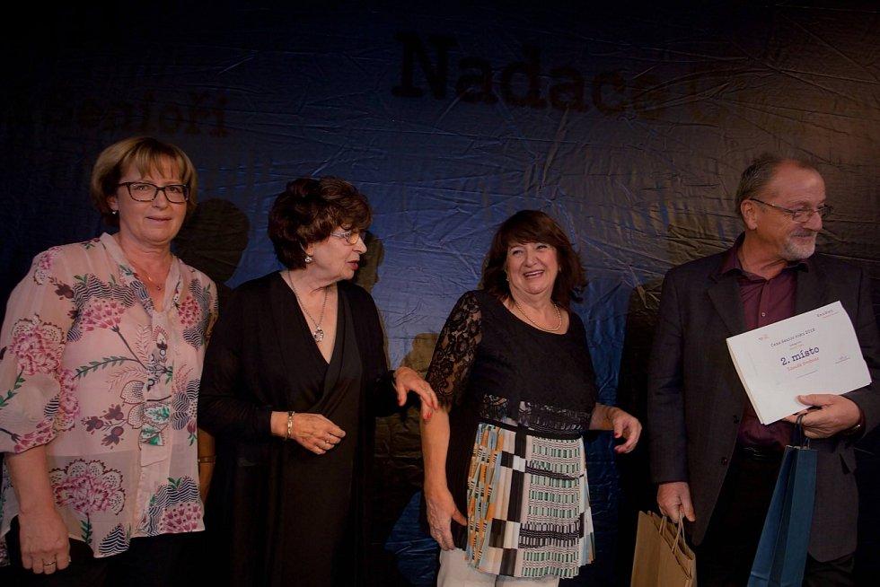 Zdeněk Svoboda, který získal v Ceně Senior roku 2018 druhé místo, aktivně navštěvuje seniory v zařízeních po celé republice a přednáší na různá, seniorům blízká témata.