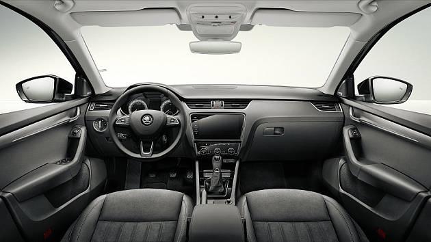 Škoda Octavia.