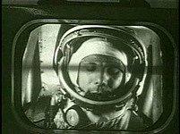 Nejznámějši fotografie Jurije Gagarina.
