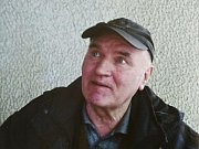 Ratko Mladic před haagským tribunálem