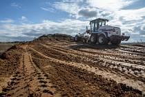 Zahájení výstavby dalšího úseku dálnice D11.