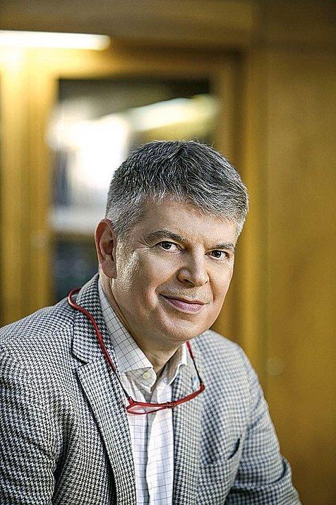 Prof.MUDr.David Cibula, CSc, onkogynekolog