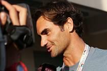 Tenista Roger Federer.