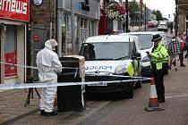 Útok nožem v Barnsley v Británii