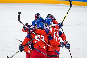 Čeští hokejisté porazili Švýcary a vyhráli skupinu