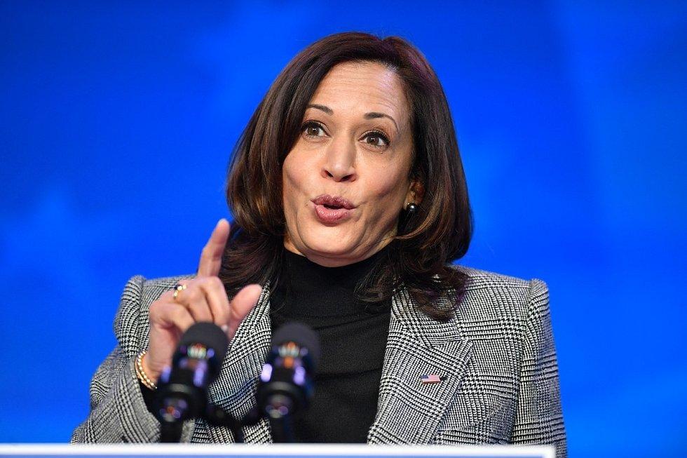 Viceprezidentka Kamala Harrisová