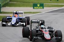 Velká cena Kanady: Fernando Alonso