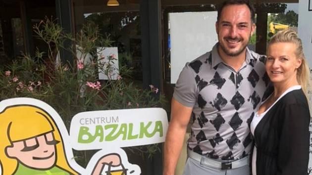 Aleš Kotalík, bývalý hokejista, podporuje Centrum Bazalka dlouhodobě
