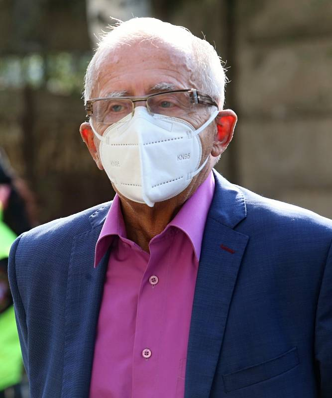 Stanislav Křeček je od loňského února veřejným ochráncem práv. Do funkce byl zvolen v jeho jednaosmdesáti letech