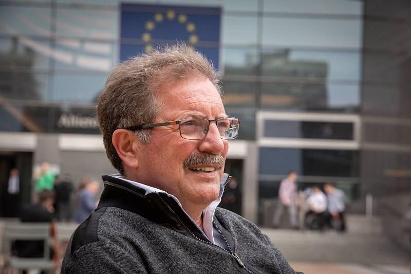 Lídr eurokomunistů Nico Cué