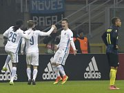 6. kolo Evropské ligy: Inter Milán - Sparta Praha