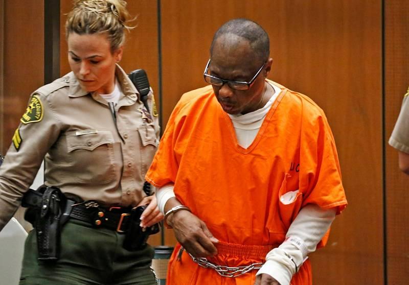 Lonnie David Franklin mladší u soudu