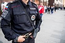 Ruská policie. Ilustrační snímek