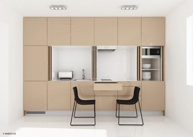 Kuchyně Snadchne především mladé lidi, kteří žijí single vmalém bytě, nebo páry se startovacím bydlením. Hodí se do atypických malých bytů snedostatkem místa, garsoniér ikanceláří.