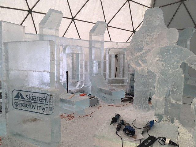 Ledárium ve Špindlerově Mlýně