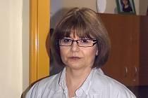 Ivana Andrlová jako psychiatrička Kateřina Vernerová.