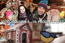 Videosouhrn Deníku – 9.–10. prosince 2017