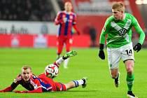 Wolfsburg - Bayern: Kevin De Bruyne a Sebastien Rode