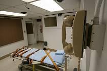 Popravčí komora ve floridské věznici. Jižní Karolína kvůli nedostatku náplně do smrtících injekcí hodlá přejít i k jinému způsobu poprav