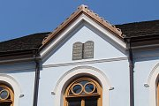 hartmanická synagoga po rekonstrukci