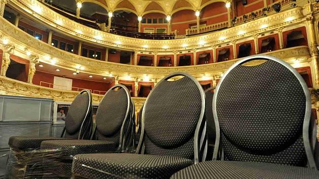 Národní divadlo v Brně. Ilustrační foto