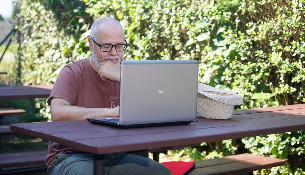 Aleš Palán je autorem mnoha knižních rozhovorů.