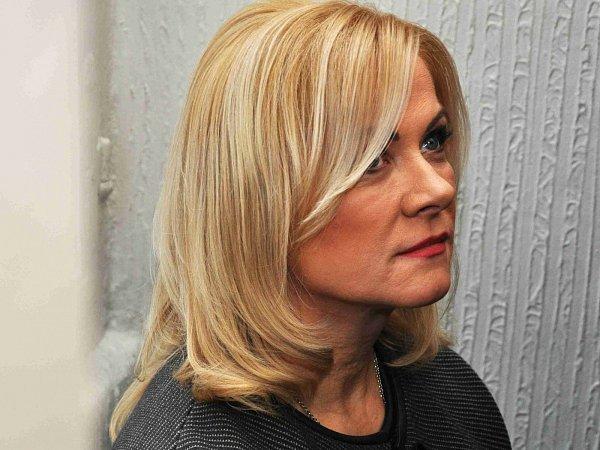 Jana Nečasová, dříve Nagyová